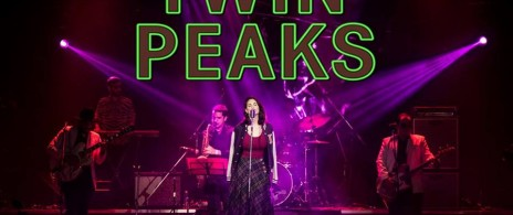 Pola Harlow & The Doppelgängers - Homenaje a TWIN PEAKS
