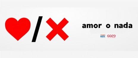 AMOR O NADA - 5ta Edición