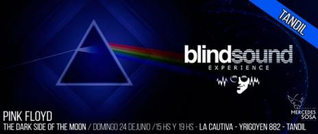 Pink Floyd - BLIND SOUND EXPERIENCE - LA CAUTIVA TANDIL
