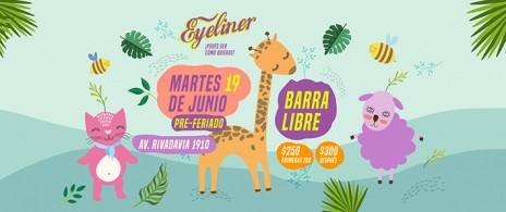 FIESTA EYELINER - MAR 19/JUN