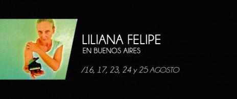 Liliana Felipe en Buenos Aires
