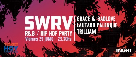 SWRV R&B / Hip Hop Party