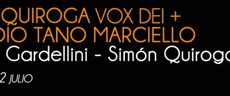 WILLY QUIROGA VOX DEI + CLAUDIO EL TANO MARCIELLO