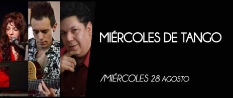 MIÉRCOLES DE TANGO