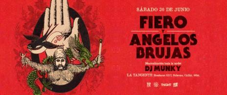 Fiero + Angelos Brujas
