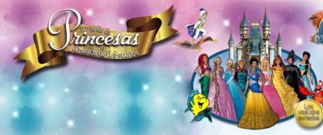 Un Mundo de Princesas y Super héroes en Teatro Brown