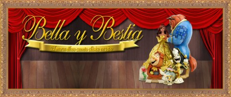 Bella y Bestia en Teatro Brown