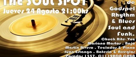 Motown Funk Chuck Rite & Juan Estanga Quartet