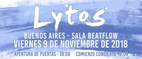 Lytos en Buenos Aires