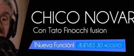 Chico Novarro + Tato Finocchi Fusión