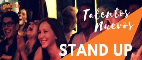 Talentos Nuevos de Stand Up