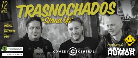 Señales de Humor - Trasnochados - Stand up