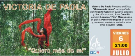 VICTORIA DE PAOLO