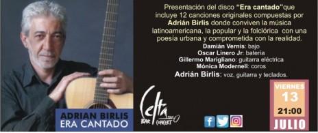 ADRIAN BIRLIS