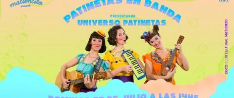 Matiencito presenta: Patinetas