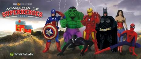 """""""Academia de Superheroes"""""""