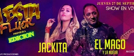 Fiesta Fluor | Jackita & El Mago y la Nueva
