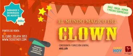 EL MUNDO MAGICO DEL CLOWN