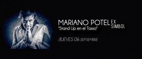 """""""Stand Up en el Tasso"""" Mariano Potel"""