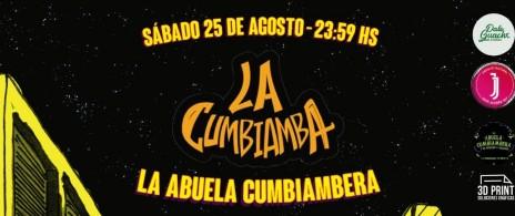 LA CUMBIAMBA EN J.J CIURCUITO CULTURAL