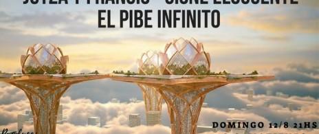 Mardán presenta: Jutza y Francis, Cisne Elocuente y El Pibe Infinito