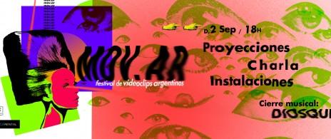 MOV.ar Festival de videoclips argentinos