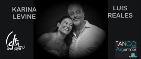 KARINA LEVINE & LUIS REALES