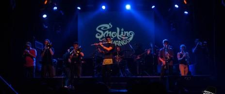 Smoking Chango + Pollera Pantalón