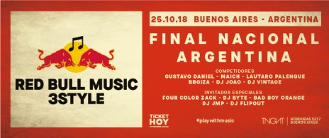 Red Bull Music Thre3style