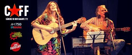 Canciones compartidas - Claudia Romero y Daniel Giménez
