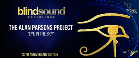 ALAN PARSONS PROJECT - EYE IN THE SKY - BLIND SOUND EXPERIENCE