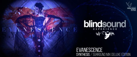 EVANESCENCE - SYNTHESIS - BLIND SOUND EXPERIENCE
