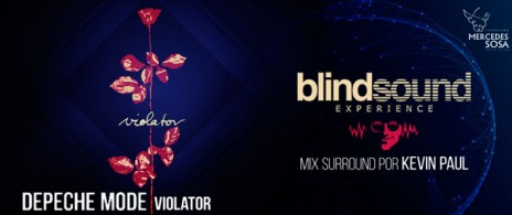 DEPECHE MODE - VIOLATOR - BLIND SOUND EXPERIENCE