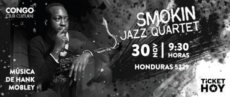 Smokin Jazz Quartet