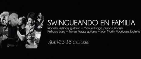 Ricardo Pellican y Manuel Fraga