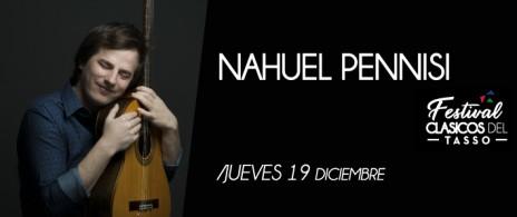 Nahuel Pennisi en el Tasso