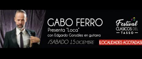 """Gabo Ferro Presenta """"LOCA"""""""