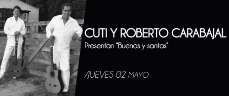 CUTI & ROBERTO CARABAJAL + METABOMBO