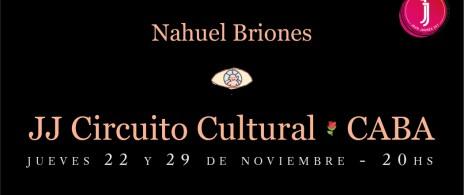 Nahuel Briones en JJ - CABA