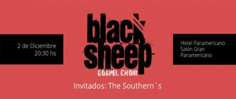 Black Sheep Gospel en Hotel Panamericano