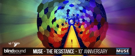 "MUSE ""The Resistance"" - Blind Sound Experience"