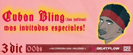 Cuban Bling + invitados especiales